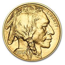2014 1 oz Gold Buffalo Coin - Brilliant Uncirculated - SKU #79035
