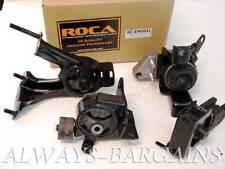 ROCAR Engine Mount Motor Transmission Mount Bushing Corolla 03-08 4CYL 1.8L 4pcs