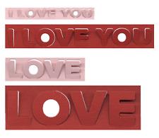 "Lifestyle Crafts DC0051  ""Love Pop Ups""  NEW"