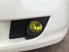 09-13 Acura TSX Yellow Fog light JDM TINT PreCut Vinyl Film Overlays