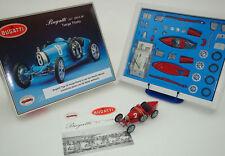 Revival 1:20 - Bugatti tipo 35 Targa Florio rojo-kit kit DIECAST-nuevo