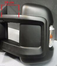 Außenspiegel DUCATO 06- Spiegel LINKS Elektrisch Mittel Arm glas beheizbar
