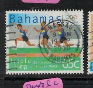 Bahamas SC 986 Olympics VFU (9esx)
