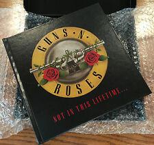 Livro VIP de Guns N Roses