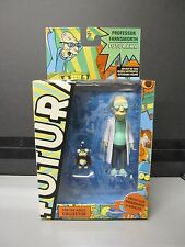 "Futurama Professor Farnsworth 6"" Figure - NEW MIB"