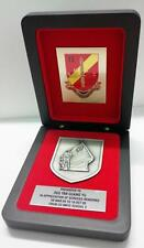 Old Singapore CO BMTC School Appreciation Award Medal with Case (A890)
