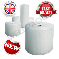 Recyclable Eco Friendly Small Bubbles 750mm x 100m x 2 Best Bubbles Wrap Roll UK