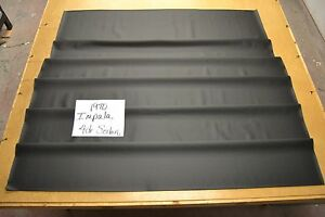 1970 70 CHEVROLET IMPALA 4 DOOR SEDAN BLACK PERFORATED HEADLINER USA MADE