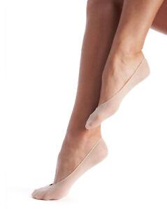 Oroblu Solange Light Füßlinge, 2 Pack, sehr elastisch, überaus haltbar