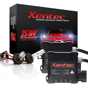 Xentec Xenon Light HID Conversion Kit H1 H3 H4 H7 H8 H9 H11 H13 9005 9006 9007