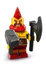 LEGO 71018 series 17 Minifigures #10 Battle Dwarf Genuine Lego minifigure New