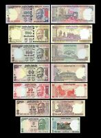 Inde -  2x  5 - 1000 Rupees - Edition 2005 - 2012 - Reproduction - 01