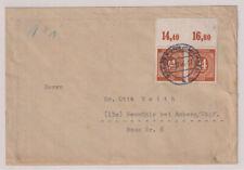 Gemeinsch.Ausg.Mi.925 P OR ndgz/Paar, (Mi. Briefe: 1.000,00), Breitbrunn,2.12.46