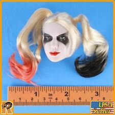 Harley Quinn X-013 - Head w/ Rooted Hair (New in Box) - 1/6 Scale X Toys Figures