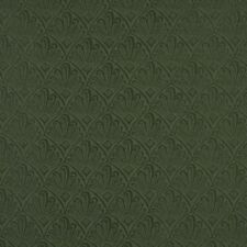 A125 Dark Green Two Toned Fan Upholstery Fabric By The Yard