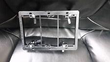 Arlington Model LV3 Triple Gang Low Voltage Mounting Bracket, Old Work