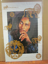 Bob Marley legends Poster original unused 1990 2821