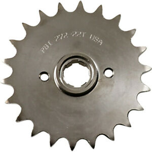 PBI Transmission Mainshaft Sprocket - 22-Tooth - XL | 272-22