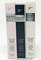 It Cosmetics Bye Bye Under Eye Full Coverage Concealer .28 fl OZ Light or Medium