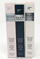 It Cosmetics Bye Bye Under Eye Full Coverage Concealer .28 fl OZ Light or Medium