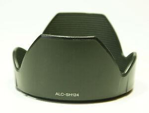 Streu- oder Gegenlichtblende von Sony: ALC-SH124