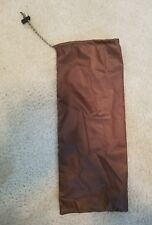JIMMY TARPS UL- Coyote Brown Silpoly Stuff Sack For Tent Stakes