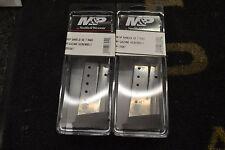 Pair Of Smith & Wesson M&P Shield 45 ACP 7 Rnd Magazines Free Shipping