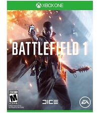 Battlefield 1 (Microsoft Xbox One, 2016) Christmas Sale Shooter Game