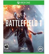 Battlefield 1 (Microsoft Xbox One, 2016) Christmas Sale Shooter Game