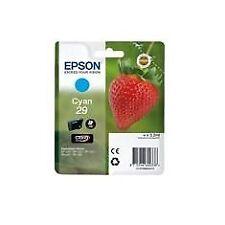 Cartucho tinta Epson T298240 cian Xp235