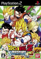 PS2 Dragon Ball Z Sparking! Meteor Japan Game Japanese