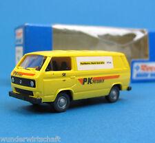Roco H0 1554 VW T3 Kasten POST-KURIER Bulli HO 1:87 OVP Volkswagen