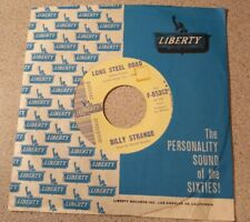 Billy Strange Long Steel Road /Soft Chains of Love Liberty PROMO 45