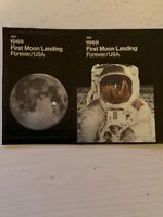 NASA APOLLO 11 FIRST MOON LANDING 50th Anniversary US Stamps
