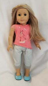 "American Girl Doll Of Year Isabelle 2014 Doll 18"" Fashion Doll"