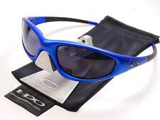 Oakley Straight Jacket Electric Blue Lunettes de soleil Penny Juliet minute Eye Half X