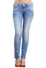 Freeman T. Porter Alexa slim stretch Denim nation Jeans Hose W24-W31  109,95