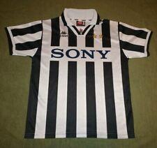 JUVENTUS ITALY 1996/1997 HOME FOOTBALL SHIRT KAPPA SONY ORIGINAL VINTAGE MAGLIA