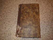 1848.Les nuits italiennes.edition originale.Paul de Musset