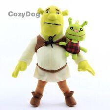 Movie Shrek - Baby Shrek's Toy Ogre Shrek Plush Toy Cuddly Stuffed Animal Dolls