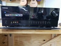 Samsung 5.1Ch FM iPod HDMI(in/out) Home Theater Receiver Amp HT-AS730ST NoRemote