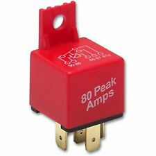 80 Peak Amp SPDT Automotive Relay trigger horns TRGRA8 hot rod trigger horns