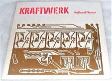 Kraftwerk 1973 LP Ralf And Florian Vertigo 6360 616 1Y//1 2Y//1 Embossed Cover