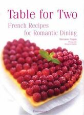 Table for Two: French Recipes for Romantic Dining-ExLibrary