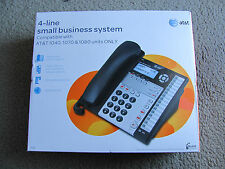 New AT&T 1040 4-Line Small Business System Compatible w/AT&T 1040, 1070 & 1080
