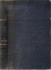 Monsieur le MARQUIS de PONTANGES de Mme Émile de GIRARDIN Amour & Sincérité 1857