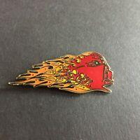Star Wars - Darth Vader Profile Flames Emblem Disney Pin 40268