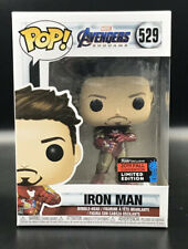 Funko Pop Ironman NYCC Shared Amazon Tony Stark Infinity Avengers - IN HAND