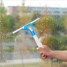 Car Wash Brush Long Handle Glass Wiper Auto Window Cleaner+Water Flow Foam Spray