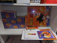 DVD-DRAGON BALL Z-1/49-COMPLETA-+ BOX dvd -CORRIERE DELLA SERA-SIGILLATI-S25